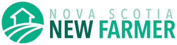 Nova Scotia New Farmer Logo